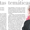 OZ Arte Vivo en El Mercurio
