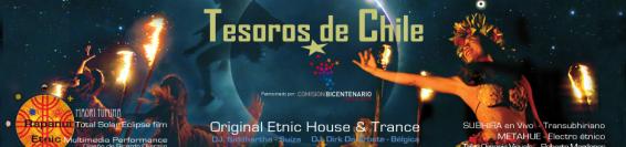 OZ arte Vivo en W te invita a Tesoros de Chile